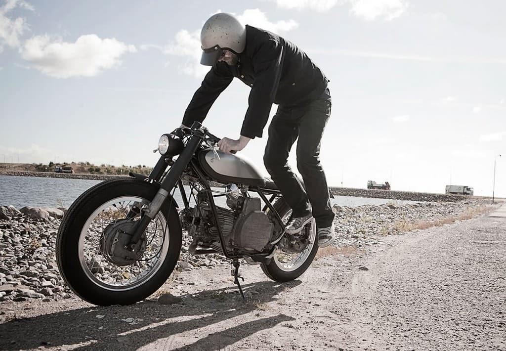 Moto Guzzi Nuovo Falcone by Wrenchmonkees 04