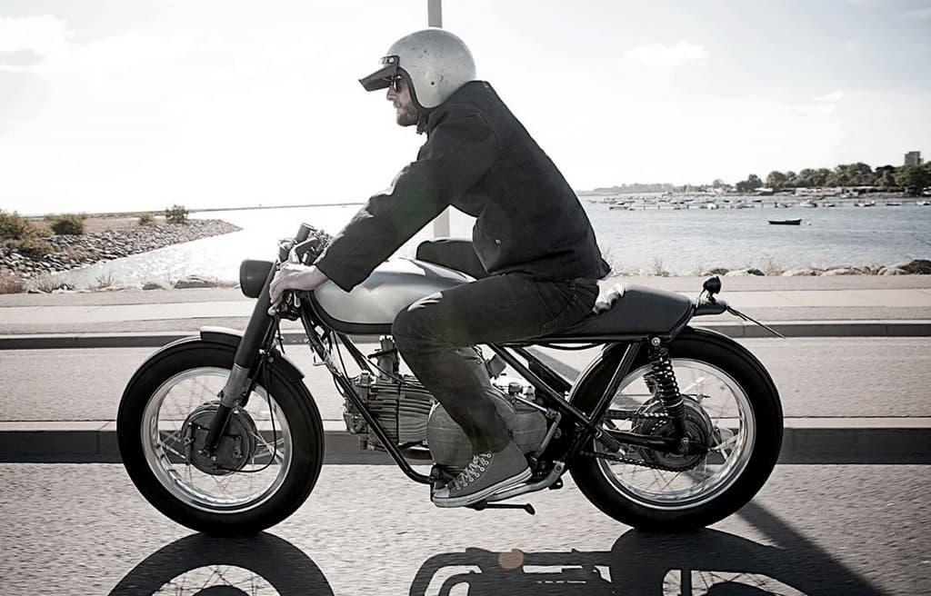 Moto Guzzi Nuovo Falcone by Wrenchmonkees 05