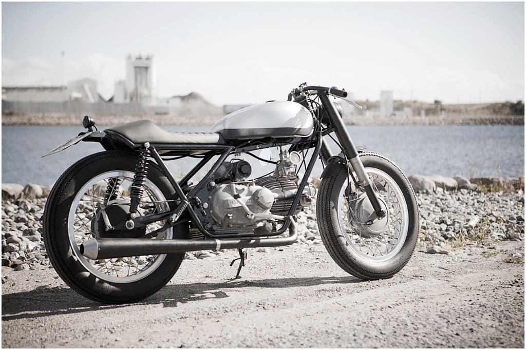Moto Guzzi Nuovo Falcone by Wrenchmonkees 08