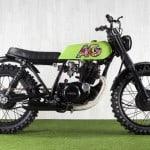 Ad Hoc AG-HOC YAMAHA SR 250 1989