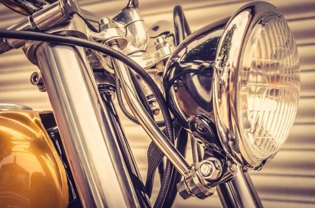 Honda CB 450 Bobber Down e Out Cafe Racers Fanale
