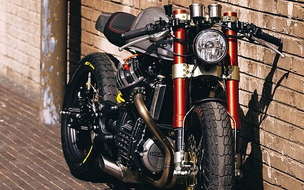 Honda CX500 Cafe Racer Lakic Lato