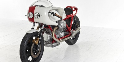Moto Guzzi LeMans MK2 AirTail Death Machine of London