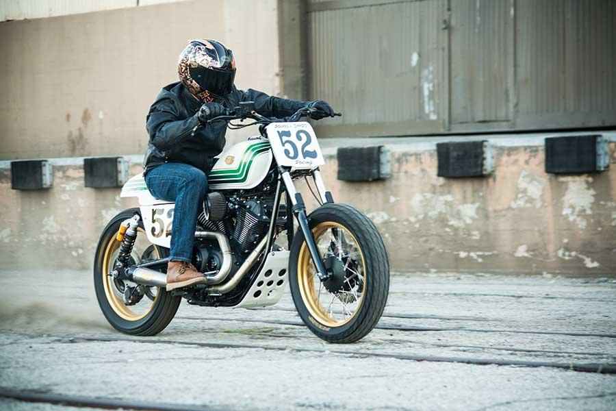 RSD Yamaha Bolt Dinamica