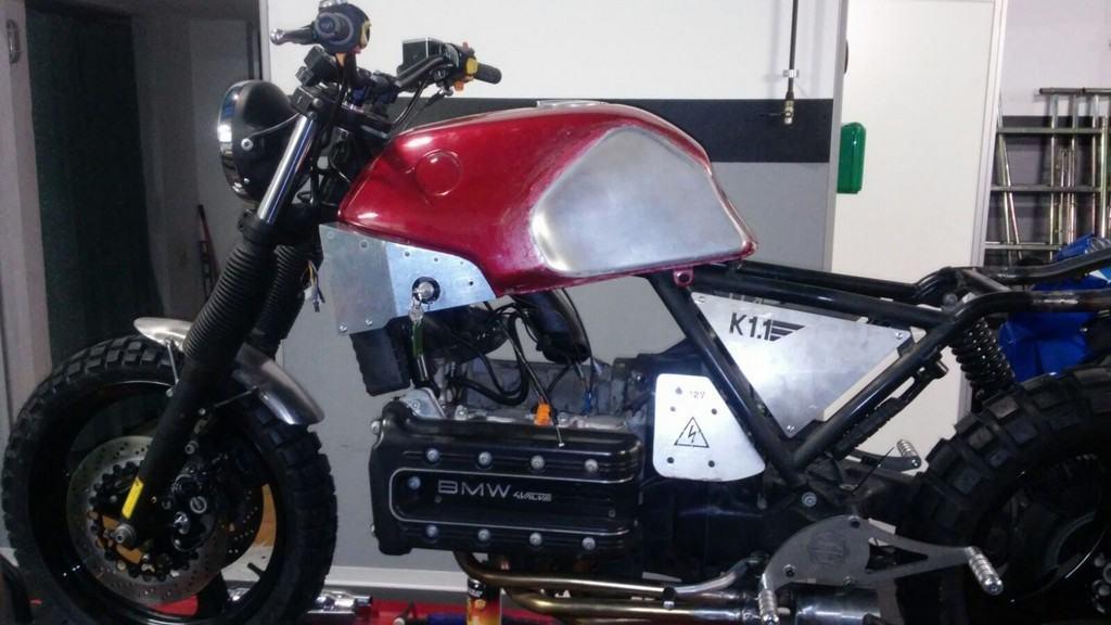 BMW K1.1 LMS 29