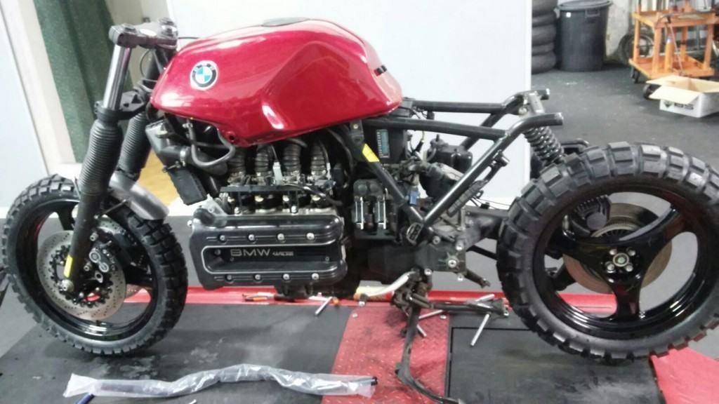 BMW K1.1 LMS 31