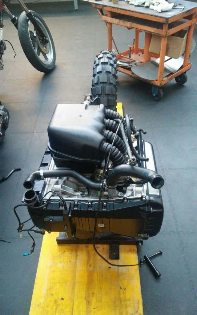 BMW K1.1 LMS 32