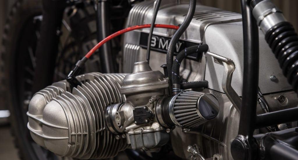 BMW R100 CRD 58 Dettaglio Motore