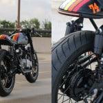 Honda CB350 FOX Cognito Moto Davanti Dietro