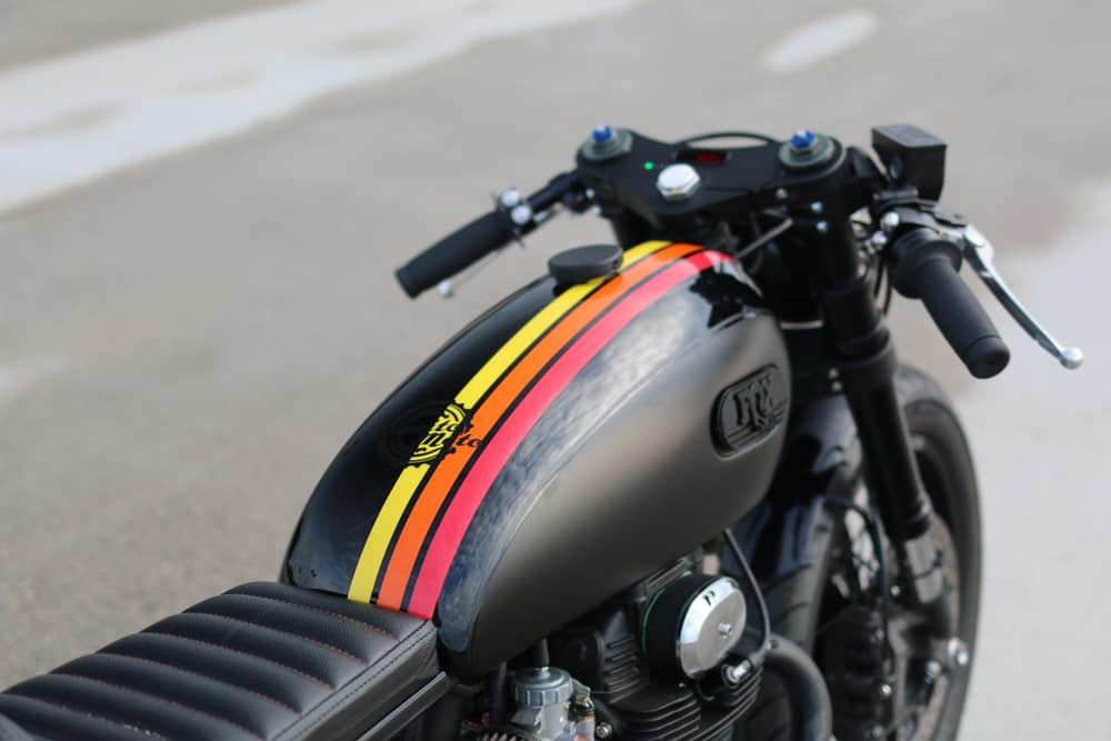 Honda CB350 FOX Cognito Moto Sebatoio
