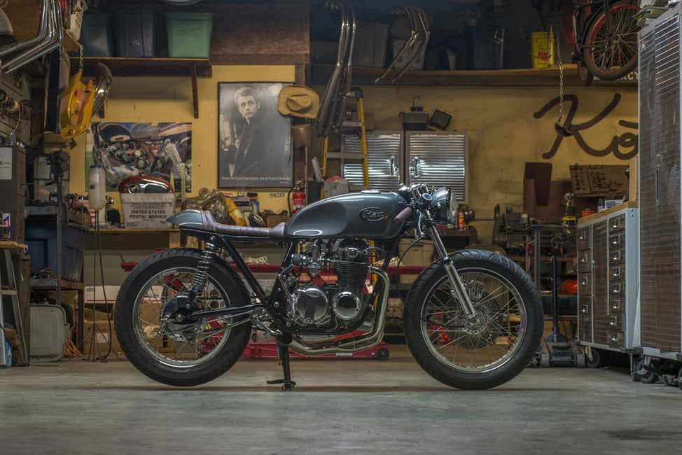 Kott Motorcycle UK 550