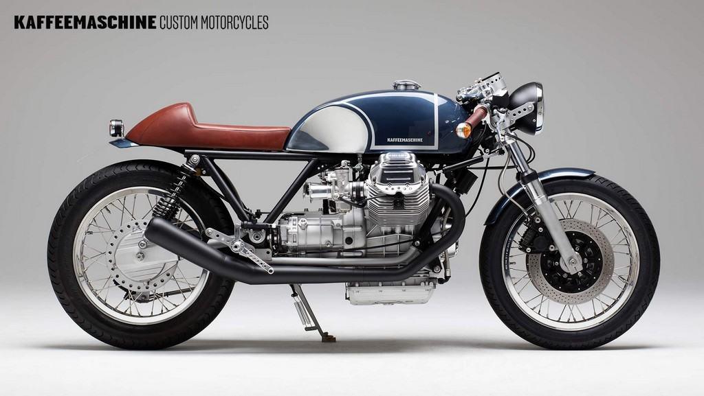 Moto Guzzi Le Mans KaffeMaschine 17
