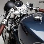 Moto Guzzi Le Mans KaffeMaschine 17 Serbatoio