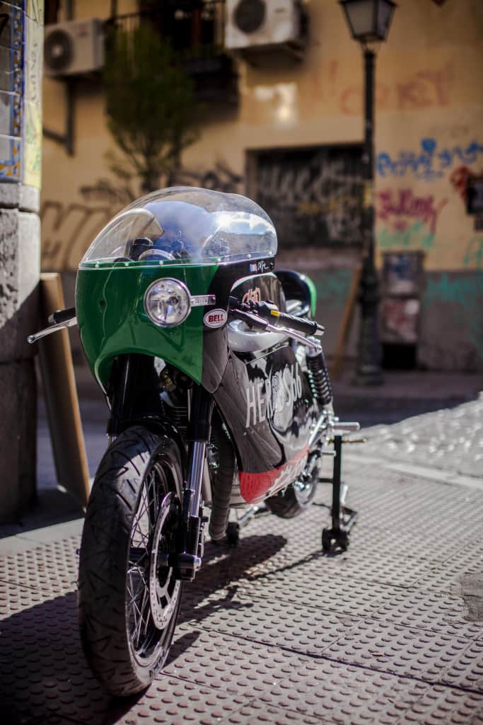 MASH TWO FIFTY CAFE RACER 16