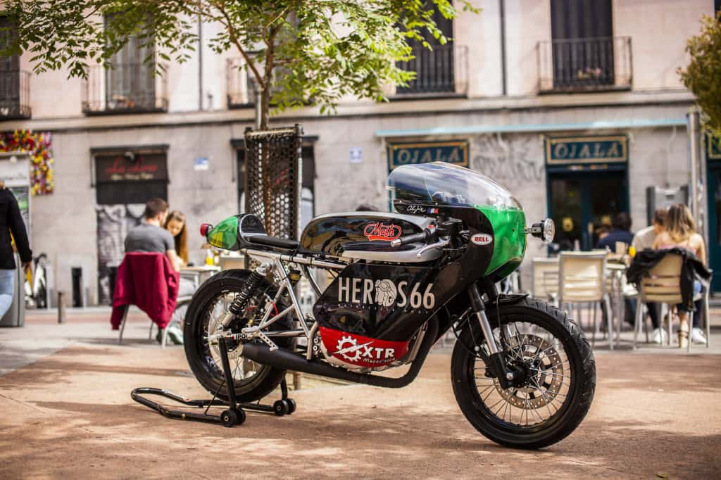 MASH TWO FIFTY CAFE RACER 7