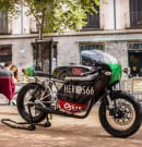 MASH TWO FIFTY  Cafe Racer: leggero è bello