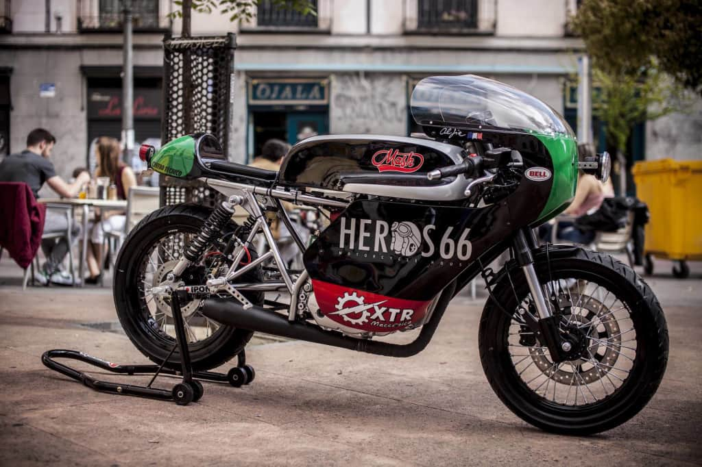 MASH TWO FIFTY CAFE RACER 8