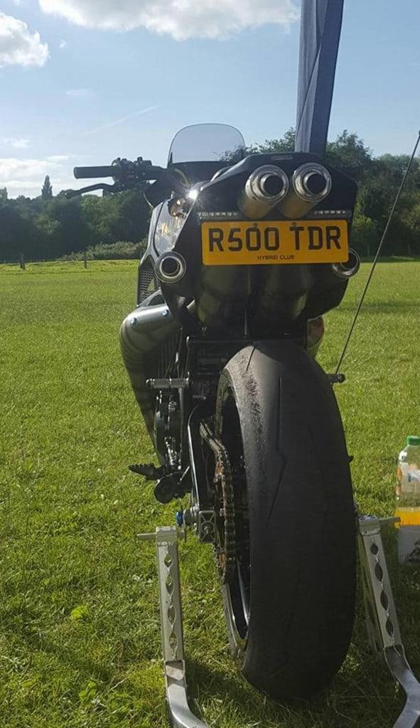 TDR 500 LC 8