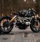 Lo Stallone Nero di NCT Motorcycles