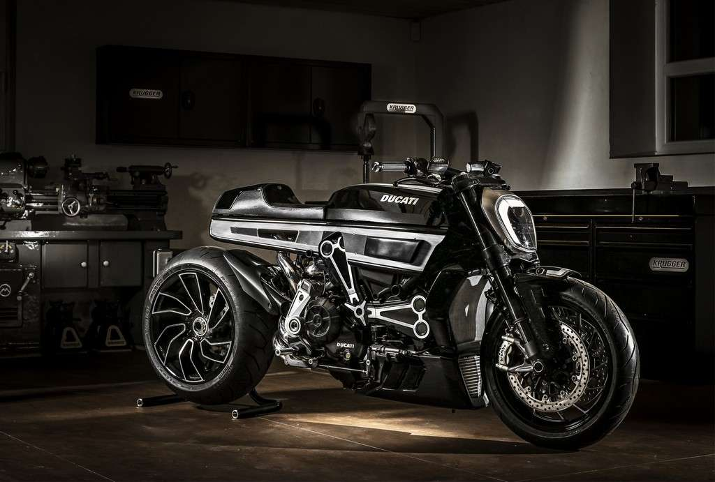 Ducati XDiavel Thiverval Fred Krugger