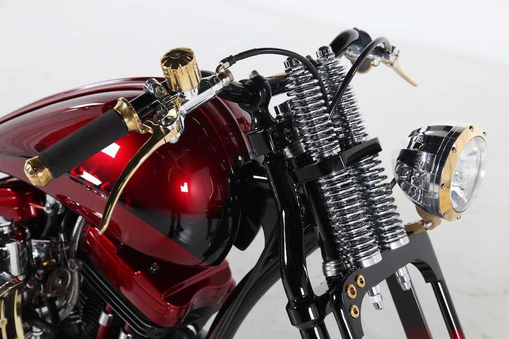 Lari Motori Robin 2