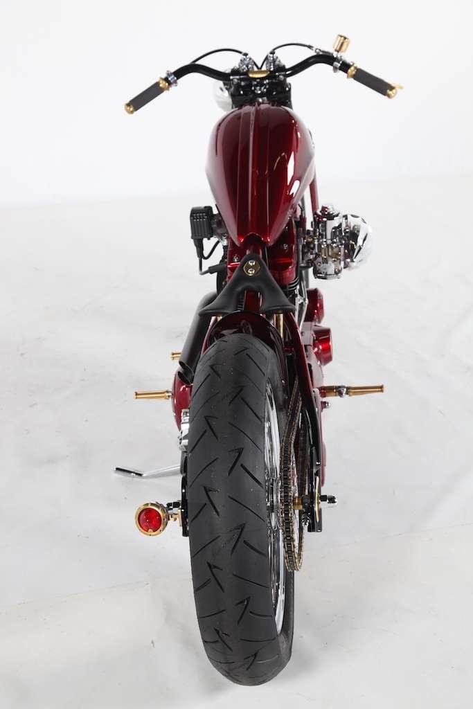 Lari Motori Robin 5