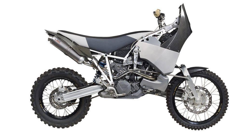 Project DT-A KTM 990 1