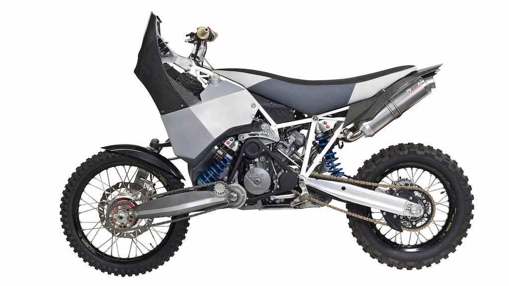 Project DT-A KTM 990 2