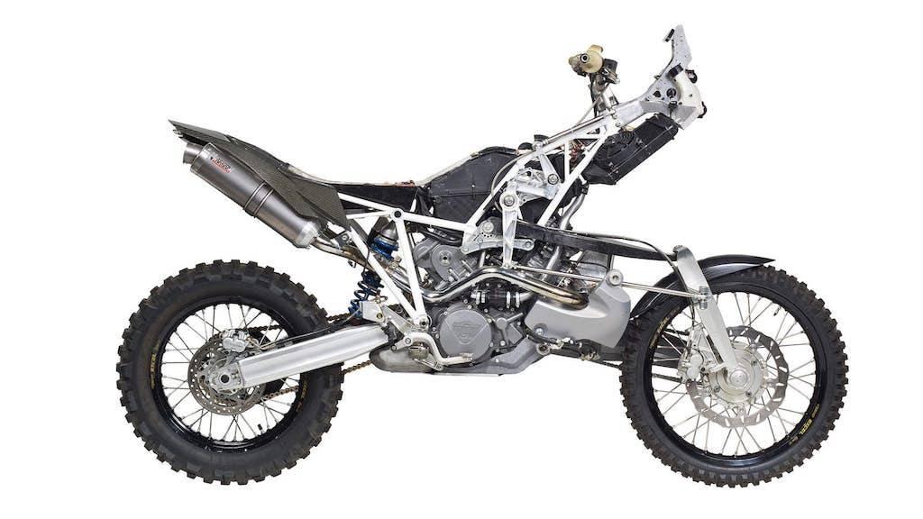 Project DT-A KTM 990 3