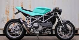 Ducati 848 CAN-AM CAFE': Caffè alla menta