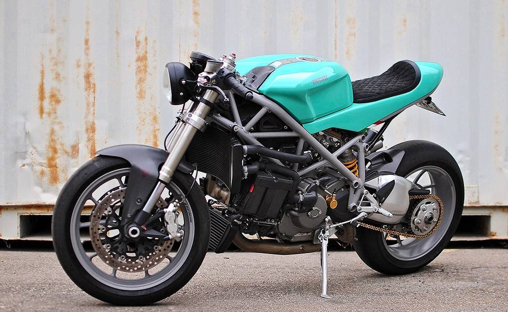 Ducati 848 CAN-AM CAFE 03