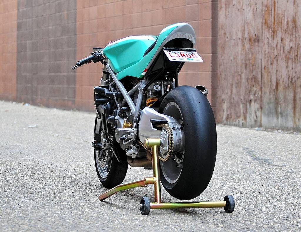 Ducati 848 CAN-AM CAFE 07