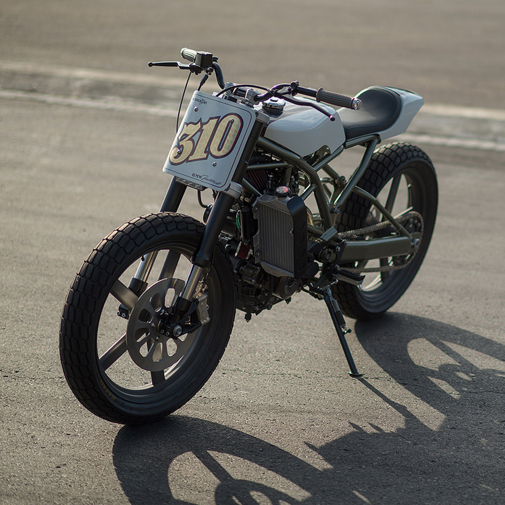 BMW G310 R by Wedge Motorcycles 5