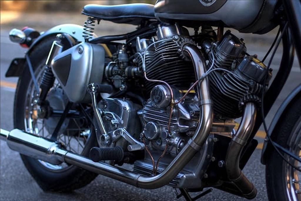 Royal Enfield Musket V-Twin 5