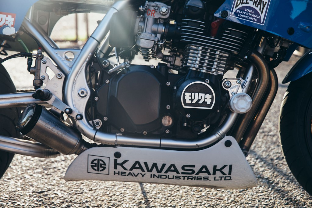 Kawa Zephyr Moriwaki by DNA CC 16