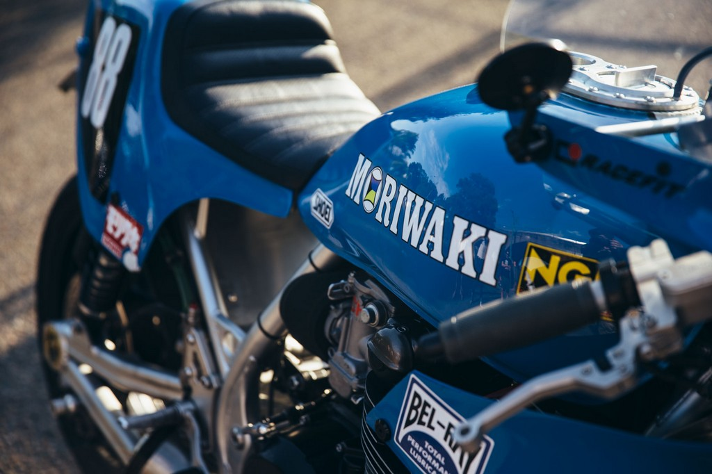 Kawa Zephyr Moriwaki by DNA CC 18
