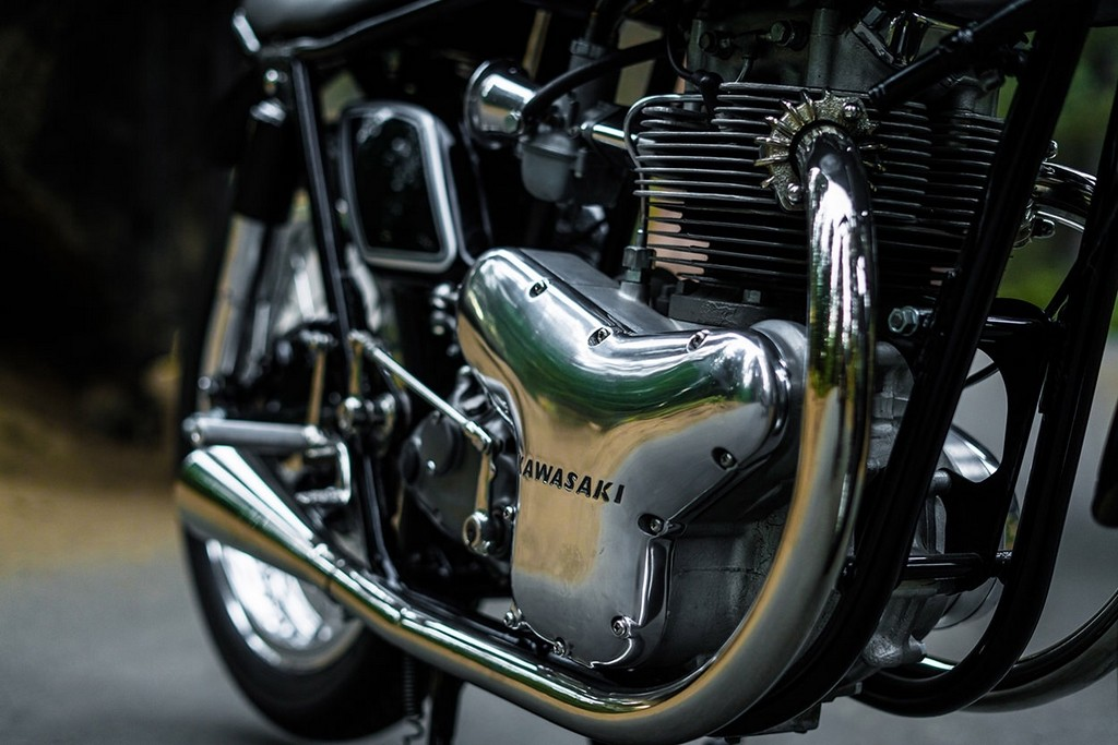 Raccia Motorcycles W1R 01