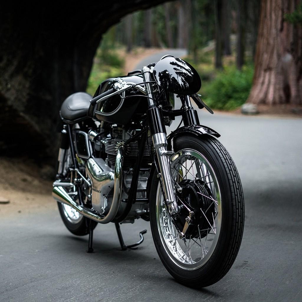 Raccia Motorcycles W1R 02