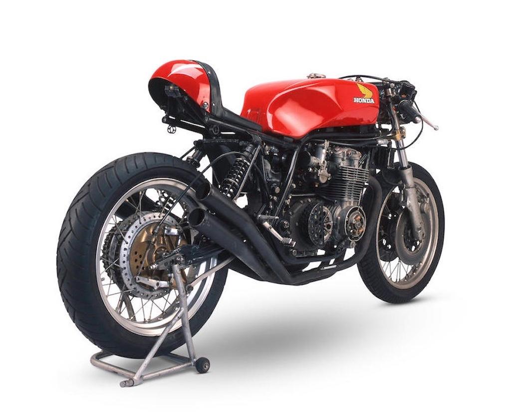 Honda CB500 R 1972 1