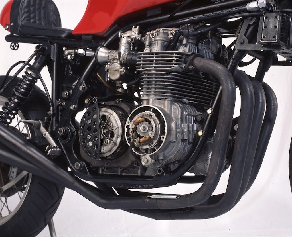 Honda CB500 R 1972 13