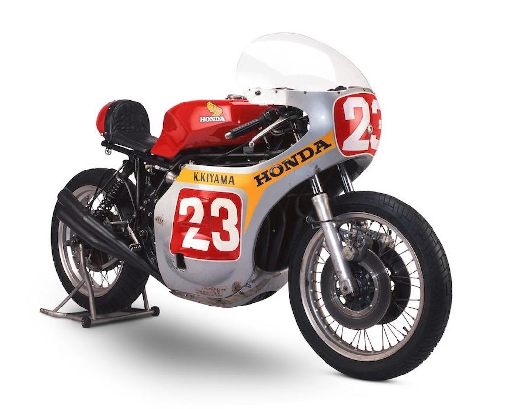 Honda CB500 R 1972 2