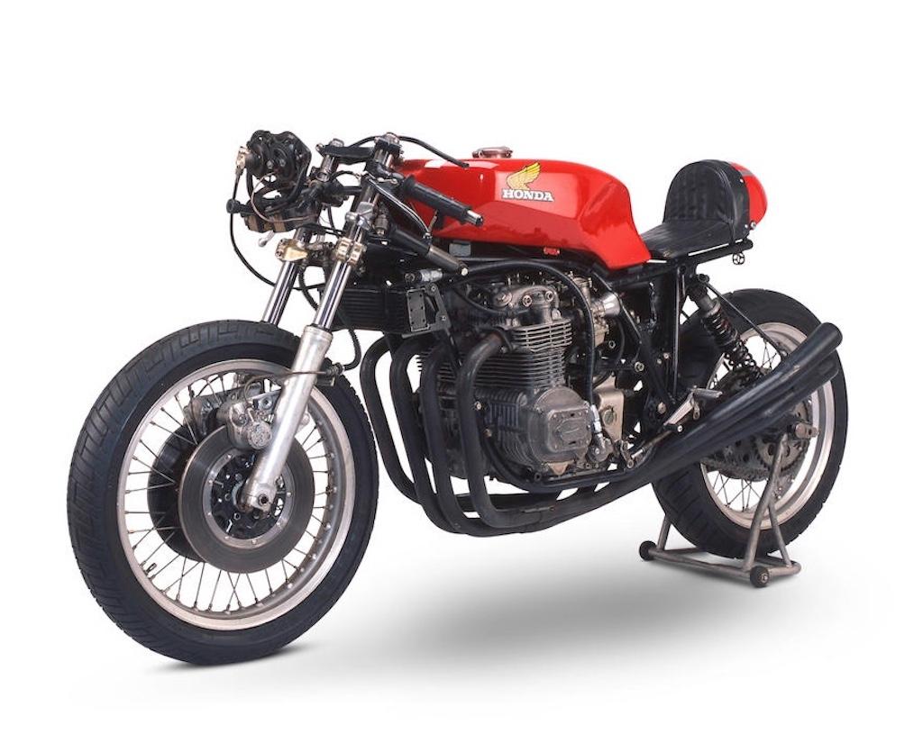 Honda CB500 R 1972 4