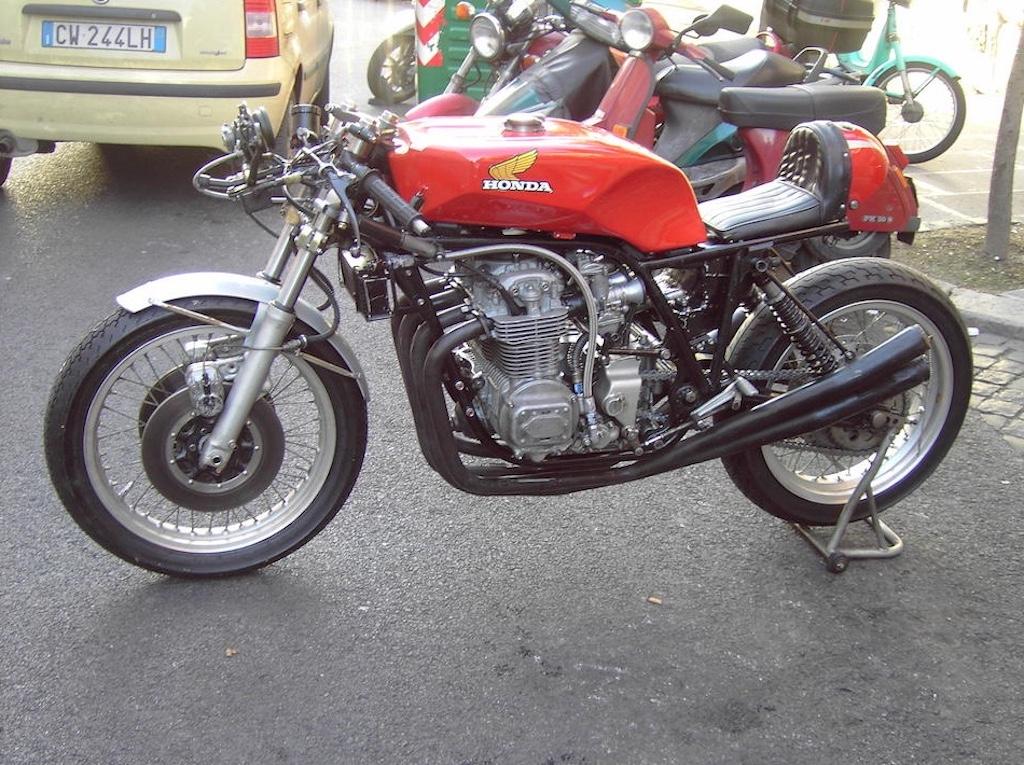 Honda CB500 R 1972 6