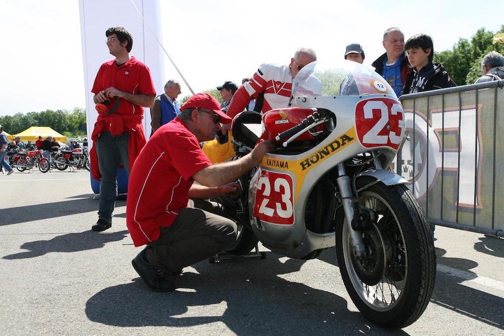 Honda CB500 R 1972 8