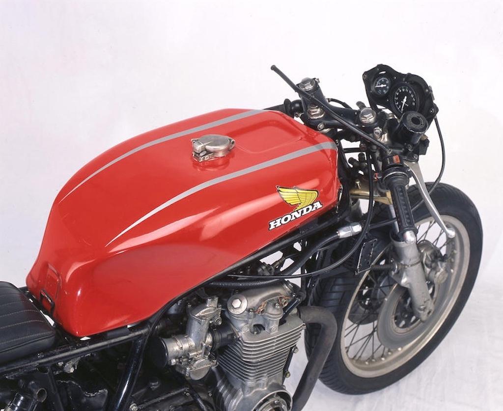 Honda CB500 R 1972 9