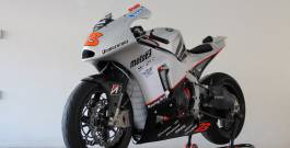 M2M Honda by 2B Garage: RR nel sangue