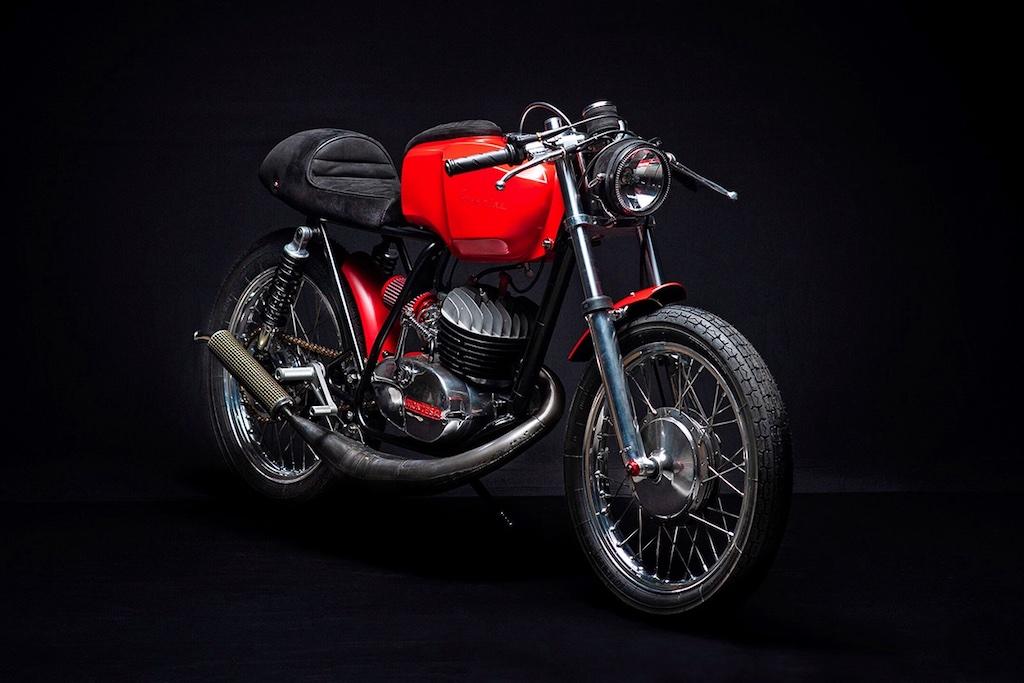 Montesa Cota 247 Cafe Racer 1