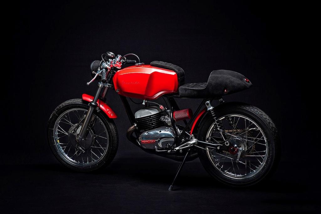 Montesa Cota 247 Cafe Racer 10
