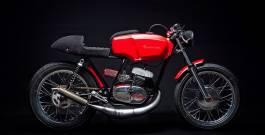 Montesa Cota 247 Cafe Racer by Freeride