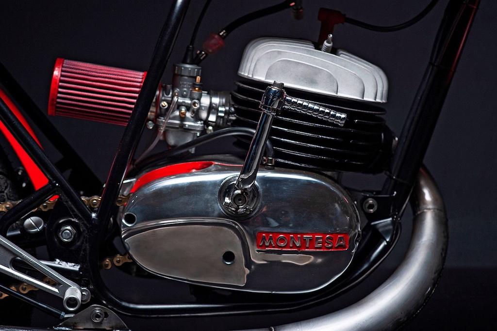Montesa Cota 247 Cafe Racer 4
